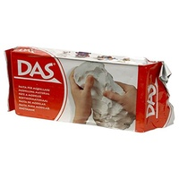 DAS Air Hardening Modelling Clay 1kg - White