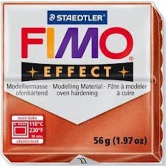 Fimo Effect Polymer Clay  - Metallic Copper No 27