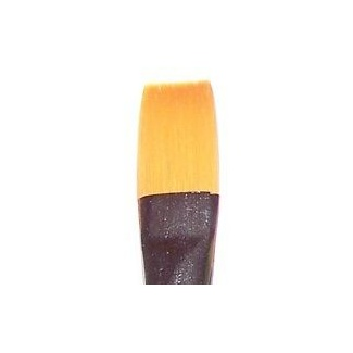 TAG Body Art & Face Paint Brush - Flat 2