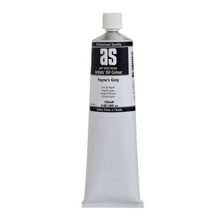 Art Spectrum Oil 150ml S1 - Paynes Grey