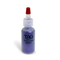 TAG Glitter Puffer 15ml - Pure Purple