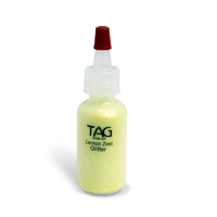 TAG Glitter Puffer 15ml - Lemon Zest