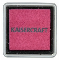 Kaisercraft Small Ink Pad - Berry - DISCONTINUED