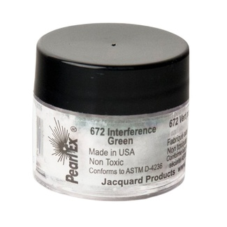 Pearl Ex Pigment 3g - Interference Green