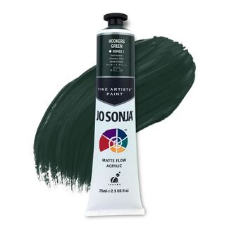 Jo Sonja Acrylic Paint 75ml S1 - Hookers Green