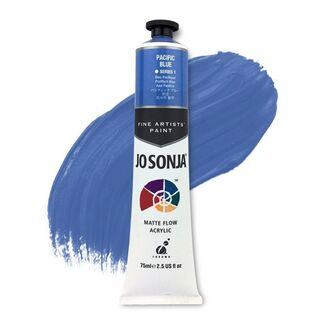 Jo Sonja Acrylic Paint 75ml S1 - Pacific Blue