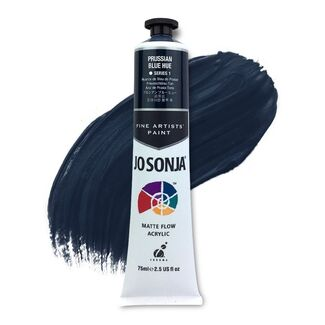 Jo Sonja Acrylic Paint 75ml S1 - Prussian Blue Hue