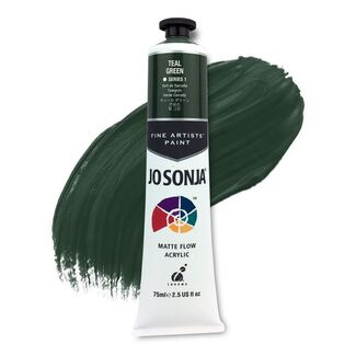 Jo Sonja Acrylic Paint 75ml S1 - Teal Green