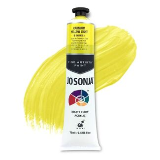Jo Sonja Acrylic Paint 75ml S3 - Cadmium Yellow Light