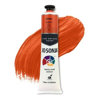 Jo Sonja Acrylic Paint 75ml S2 - Orange