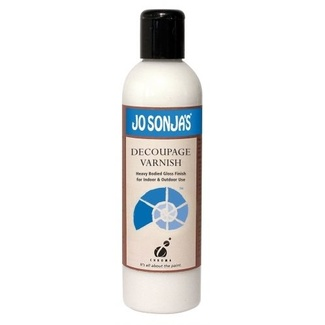 Jo Sonja 250ml - Decoupage Varnish