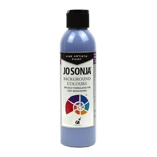 Jo Sonja Acrylic Background Paint 250ml - Azure