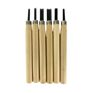 Linoleum Carving Tools 6pc