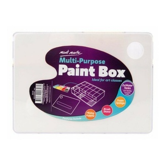 Mont Marte Palette - Multi-Purpose Paint Box