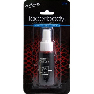 Mont Marte Face n Body Fake Blood Spray 27ml