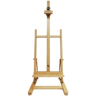 Mont Marte Desk Easel - Large Traditional Style Beech Wood