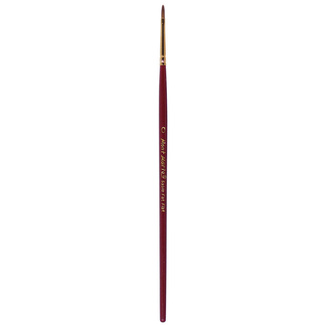 Mont Marte Artist Brush Sable Fat Flat 0