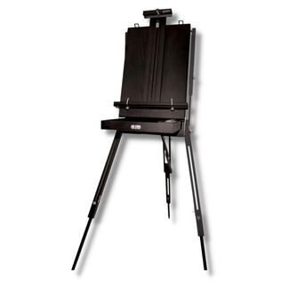 Mont Marte Black French Box Floor Easel
