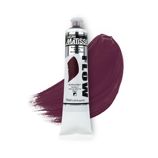 Matisse Flow Acrylic 75ml S2 - Burgundy
