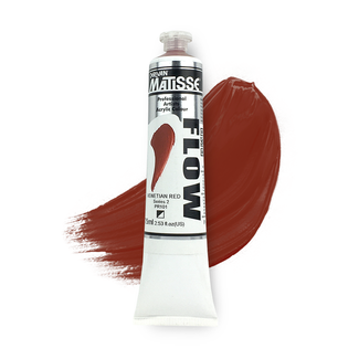 Matisse Flow Acrylic 75ml S2 - Venetian Red