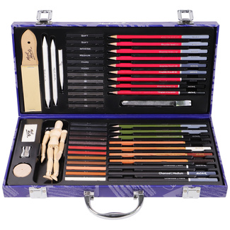 Mont Marte 52pc Signature Drawing & Illustration Art Set