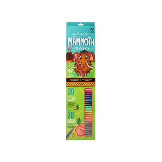 Mont Marte Mammoth Marker Set - Scented 50pc