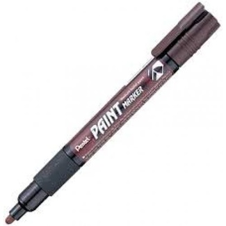 Pentel Paint Marker - Brown