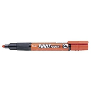 Pentel Paint Marker - Orange
