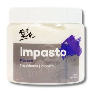Mont Marte Impasto 500ml Tub