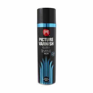 Micador Spray 450g - Gloss Picture Varnish