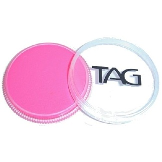 TAG Body Art & Face Paint 32g - Neon Glow Pink