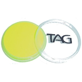 TAG Body Art & Face Paint 32g - Neon Glow Yellow