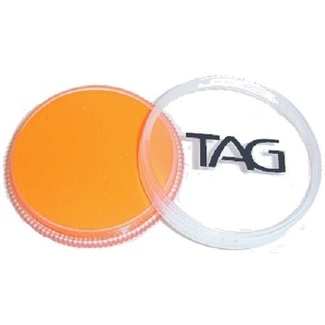 TAG Body Art & Face Paint 32g - Neon Glow Orange