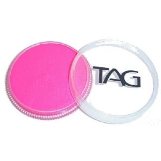 TAG Body Art & Face Paint 32g - Neon Glow Magenta