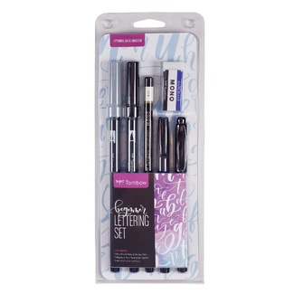 Tombow Beginner Lettering / Calligraphy Set