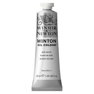 Winsor & Newton Winton Oil Colour 37ml - Zinc White