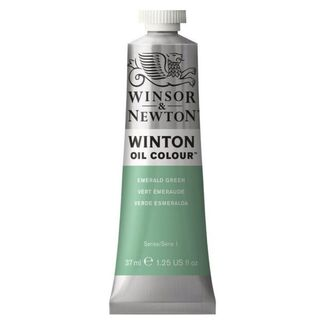 Winsor & Newton Winton Oil Colour 37ml - Emerald Green