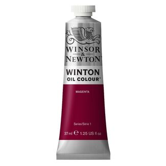 Winsor & Newton Winton Oil Colour 37ml - Magenta