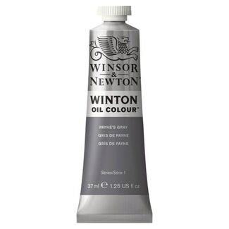 Winsor & Newton Winton Oil Colour 37ml - Paynes Grey