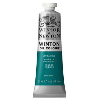 Winsor & Newton Winton Oil Colour 37ml - Viridian Hue