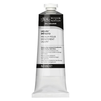 Winsor & Newton 60ml - Liquin Impasto Oil Medium
