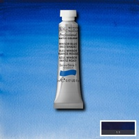 Winsor & Newton Artists' Watercolour 5ml S1 - WINSOR BLUE (RED SHADE)
