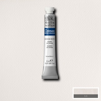 Winsor & Newton Cotman Watercolour Paint 8ml - Chinese White