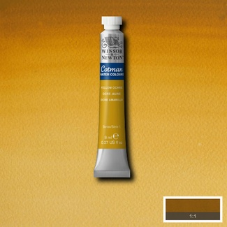Winsor & Newton Cotman Watercolour Paint 8ml - Yellow Ochre