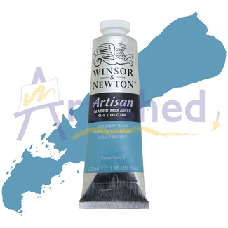 Winsor & Newton Artisan Water Mixable Oil Colour 37ml S2 - Cerulean Blue