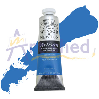 Winsor & Newton Artisan Water Mixable Oil Colour 37ml S2 - Cobalt Blue