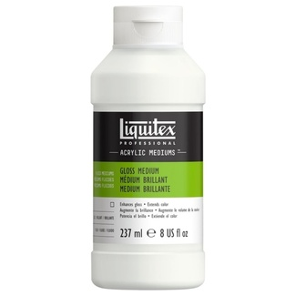 Liquitex 237ml - Gloss Medium & Varnish