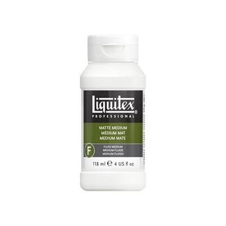 Liquitex 118ml - Matte  Medium