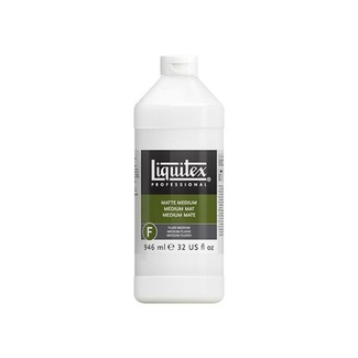 Liquitex 946ml - Matte  Medium
