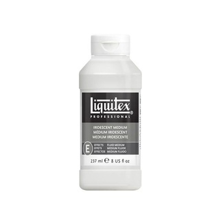 Liquitex 237ml - Iridescent/Pearl Effect Medium